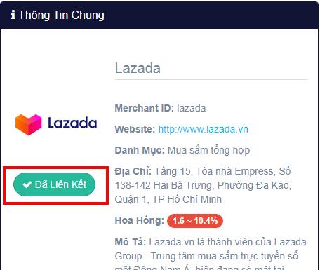 Chiến dịch mua sắm tổng hợp Lazada