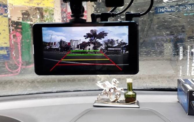 Camera hành trình xiaomi xe ô tô