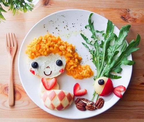 Thay đổi bữa ăn khoa học giúp trẻ chịu ăn hơn