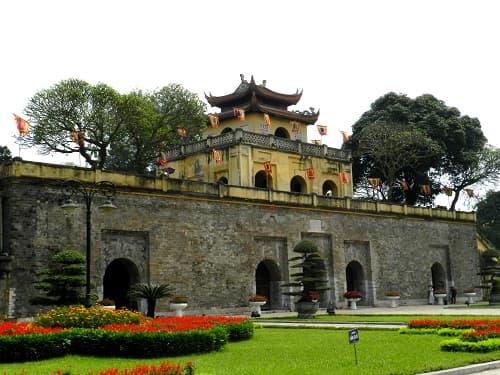 Hoàng thành Thăng Long - Hà Nội