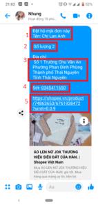 Thông tin khách hàng