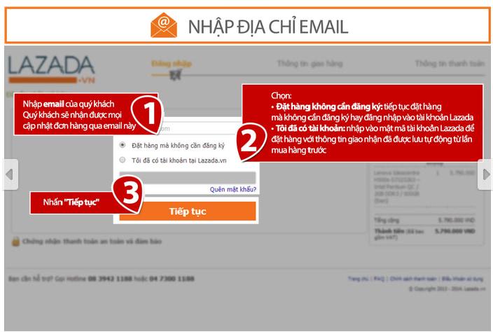 Nhập địa chỉ email hoặc đăng nhập để mua hàng